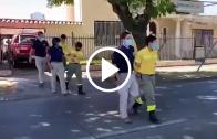 PDI de detuvo a siete brigadistas de una empresa privada, por estar involucrados en varios focos de incendios forestales en la precordillera de Molina