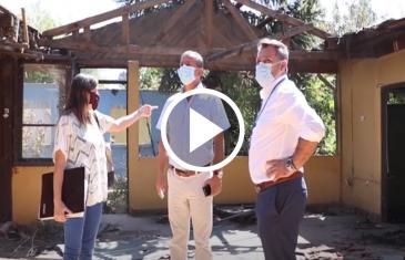 San Javier espera definición del Servicio de Salud para comenzar a construir nuevo CECOSF Barrio Estación