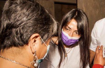 """Cristina Bravo """"La salud de las familias maulinas está por sobre cualquier sistema de elecciones"""""""
