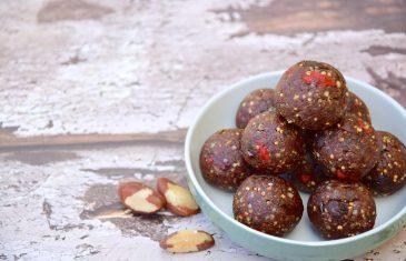 Promueven el consumo de bolitas saludables en reemplazo de los huevos de chocolate