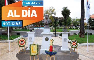 San Javier: 142 Conmemoración día de la Glorias Navales