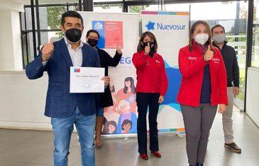 Nuevosur primera empresa en la Región del Maule en implementar la Norma Chilena de Igualdad de Género