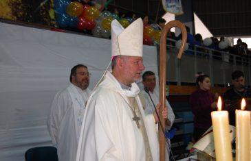 Mons. Galo Fernández asumirá como Obispo de Talca