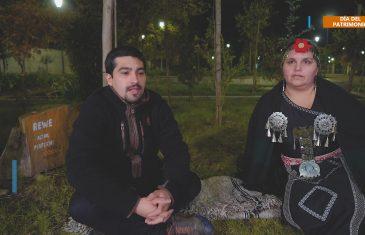 Patrimonio Comunidad Mapuche en San Javier