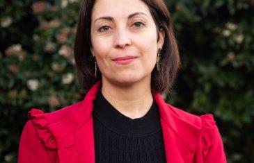 """Adriana Terán, presidenta del CAE: """"La herramienta más potente para subir el nivel de los profesionales es a través de la capacitación"""""""