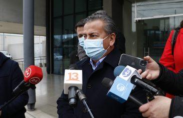 CASO DELTA: Alcalde de San Javier Jorge Silva valoró que se aclaren los hechos en protocolo del caso 0