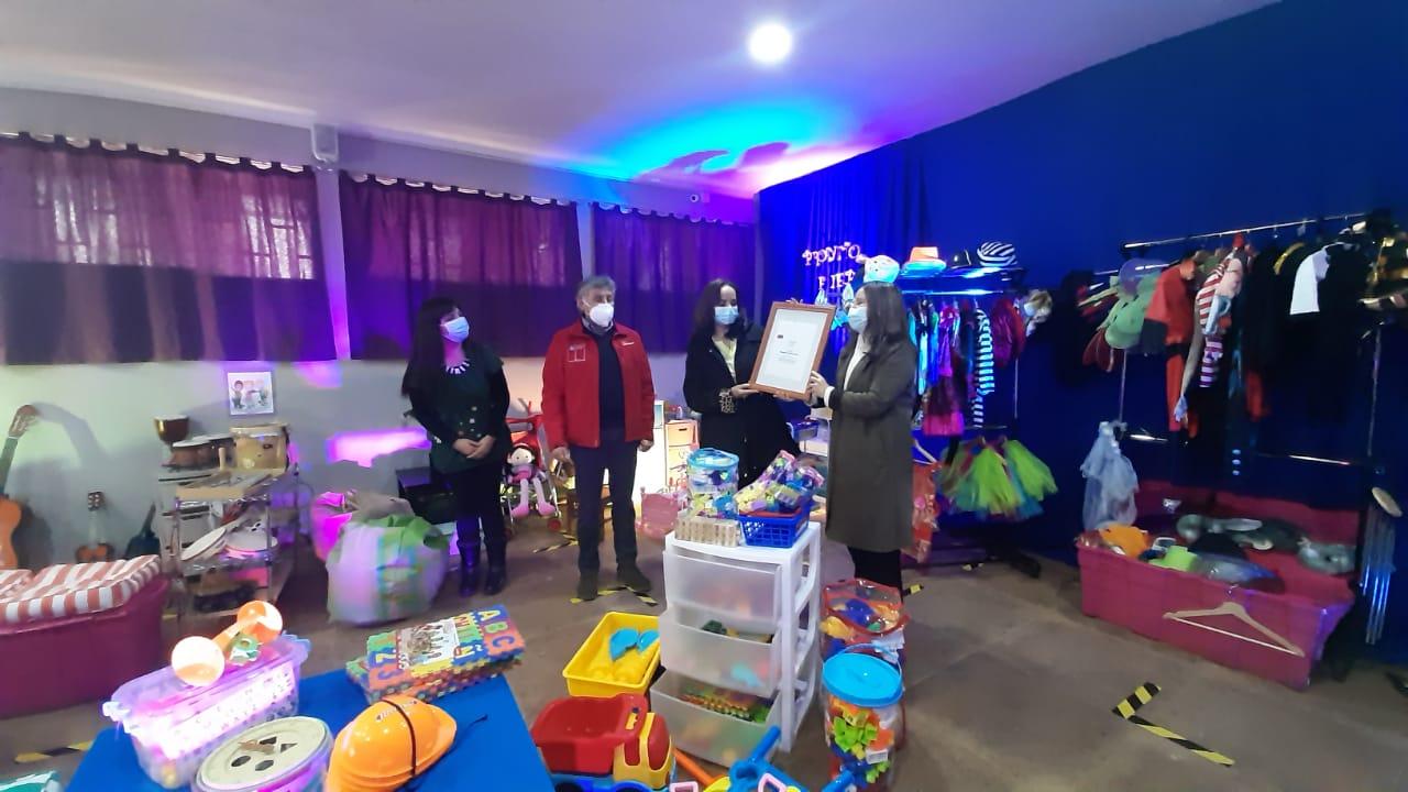 Subsecretaria Honorato destaca retorno a actividades presenciales y compromiso de las comunidades educativas maulinas