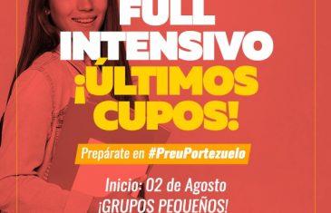 Cotiza vía web www.preuniversitarioportezuelo.cl