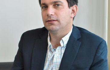"""Juan Eduardo Prieto, delegado presidencial regional: """"Cambió la institucionalidad, pero no el rol de impulsar nuestra querida región"""""""