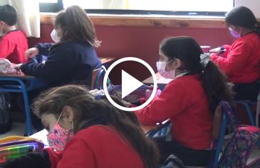 Más del 50% de los establecimientos educacionales ha regresado con clases presenciales en el segundo semestre en la región del Maule