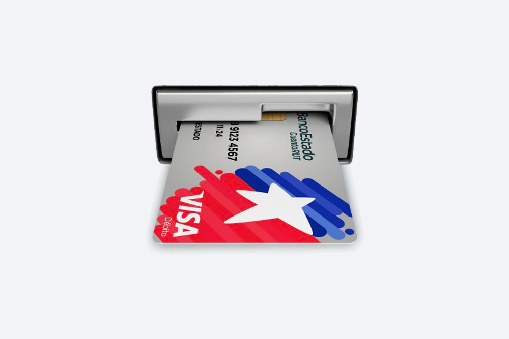 ¿Por qué debes cambiar la tarjeta CuentaRUT con banda magnética a una con chip?
