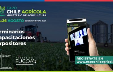 Más de 150 actividades de capacitación e información tendrá Expo Chile Agrícola 2021