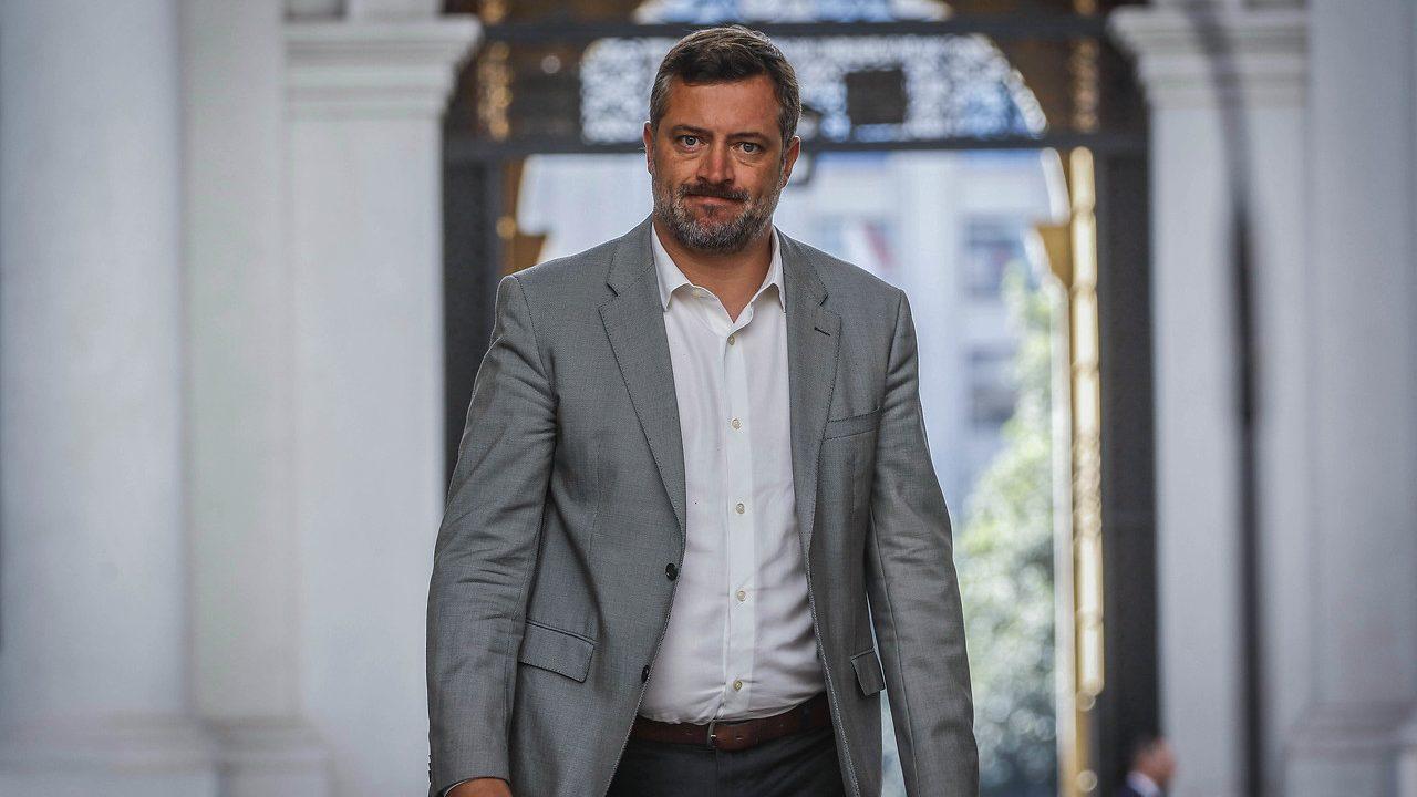 Senador Coloma llama a la unidad y a votar por Sebastián Sichel