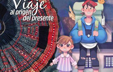 """""""Viaje al origen del presente"""": serie animada con la Extensión UTalca busca cautivar la público infantil"""