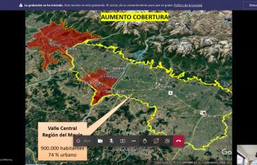 Seremi del Medio Ambiente encabeza reunión informativa por declaración de Zona Saturada MP2,5 Valle Central de la Región del Maule