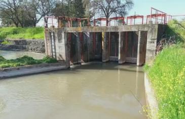 Canal de Pencahue podría quedar seco en diciembre sino se busca aplicar un proyecto de emergencia