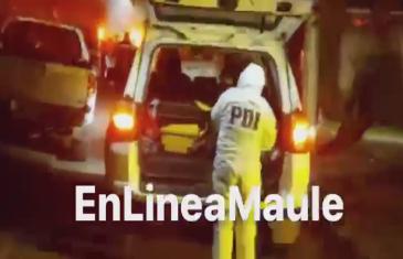 Femicidio en San Clemente se produjo durante este fin de semana largo