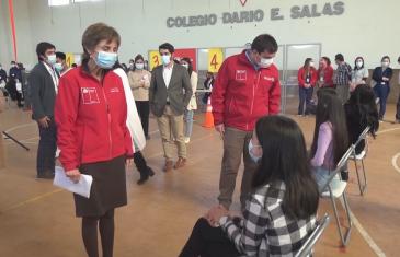 Subsecretaria Paula Daza confirmó que hay aumento de casos de variante delta en las regiones de Arica, O'Higgins y Aysén