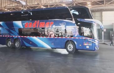 Seremi De Salud Confirmó Que Caso Covid19 Del Bus Andimar Salió  Positivo A Variante Delta, Están Contactando A Todos Los Pasajeros