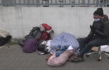 Gobierno anunció ayudas humanitarias para extranjeros que llegaron en la zona norte del país