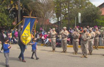 San Clemente celebró su aniversario N°156