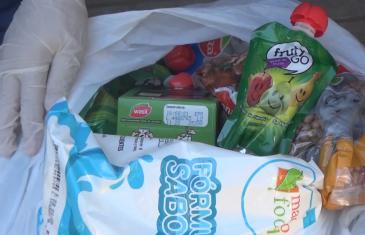 A pesar del término de las cuarentenas los colegios seguirán recibiendo las canastas de alimentos de junaeb