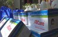 Adultos mayores de Curepto recibieron kit sanitarios para prevenir el covid19