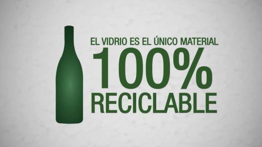 Ministerio de medio ambiente se sumó a la campaña de reciclaje de vidrio de Coaniquem en Talca